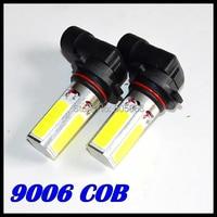 50X High Power Lamp 9006 9005 led White COB LED Fog DRL Car LED SMD Day Driving Bulb Auto Lamp cob 20w car headlight
