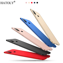 For Cover Xiaomi Redmi 7 Case Ultra Thin PC Shell Bumper Hard Back Style Phone