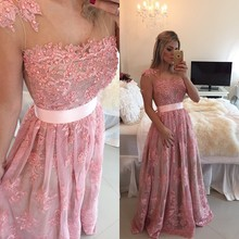 2015 Lace Appliques Evening Dresses for Pregnant Women Backless Floor Length Long Party Gowns