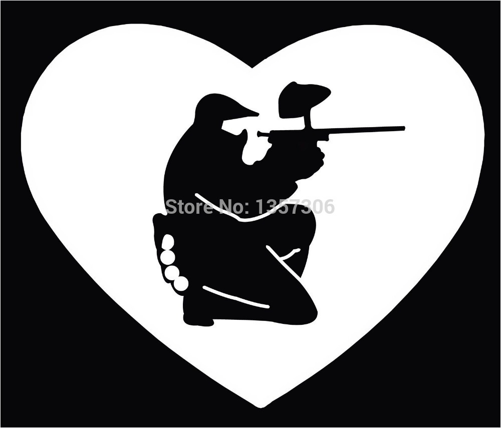 HELLO KITTY WITH AK-47 RIFLE HELMET TOOLBOX USA MADE BUMPER STICKER DECAL