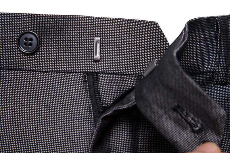 男性の 2 ピース Elegeant タキシードスーツパンツとブランドスリムフィット 2 ボタンフォーマルビジネスドレススーツ男性衣装マリアージュオム