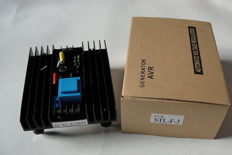 Brush generator excitation regulator voltage regulator STL-3