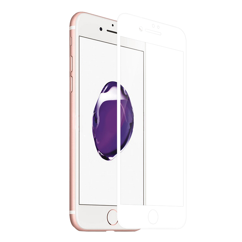 Image 5 - Nillkin Screen Protector Tempered Glass For iPhone 7 8 Plus 3D CP+ Max Full Cover sfor iPhone 8 Plus Glass-in Phone Screen Protectors from Cellphones & Telecommunications