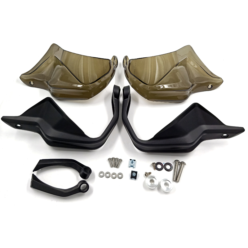 Image 5 - F750GS F850GS F 750 GS F 850 GS Hand Guard Extensions Brake Clutch Levers Protector Handguard Shield for BMW 2018  F750GS F850GS-in Covers & Ornamental Mouldings from Automobiles & Motorcycles