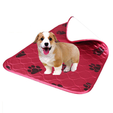 Waterproof Reusable Dog Pee Pad Washable Puppy Training Pet Floor Mats Kitchen Mat
