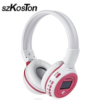 Zealot B570 Bluetooth Headphone Foldable Earphone Wired And Wireless Headset With LCD Screen Multi Function For