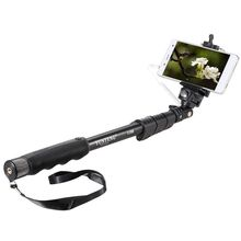 Selfie Stick Yunteng 1188 Allungabile Palmare per IOS Android Smartphone Phone Holder Clip