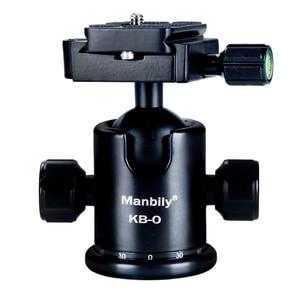Image 5 - Manbily A 555 160 cm/63 inch Aluminium Reizen Monopod Statief Eenpootstatief Stok, KB 0 Balhoofd, m2 Base voor Canon Nikon Sony DSLR Camera