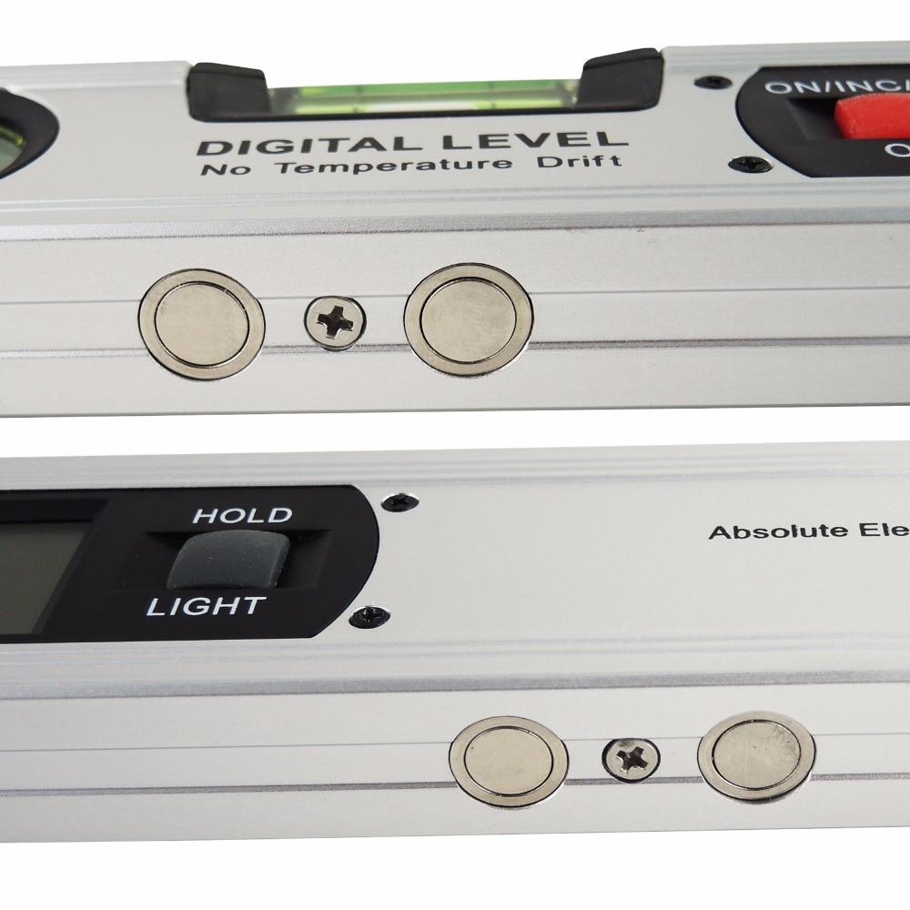 Inclinometro verticale a livello di spirito con inclinazione - Strumenti di misura - Fotografia 5