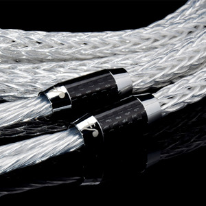 Image 5 - ATAUDIO 8ag Pure Silver plated OCC Hifi Speaker Cable Hi end Speaker Wire for Amplifier and CD