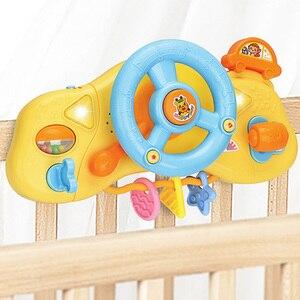 Image 1 - תינוק הגה מוסיקלי פעמון יד פיתוח חינוכי כלי נגינה צעצועים לילדים מתנה תינוק צעצועי 0 12 חודשים