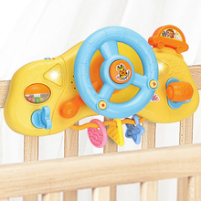 Baby Steering Wheel Musical Handbell Developing Educational Musical Instruments Toys for Children Gift Baby Toys 0 12 Months-in Baby Rattles & Mobiles from Toys & Hobbies on AliExpress