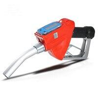 Arma De Gás de Medição Digital de alta Precisão Ajustável Arma Reabastecimento De Combustível Eletrônica Arma de Medição de Precisão