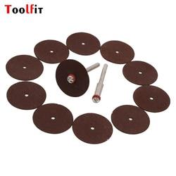 Tooflit 72pcs 24mm fiberglass reinforced cutting disc for dremel rotary tool accessories cut off wheel power.jpg 250x250
