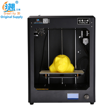 Full Assembled CREALITY 3D CR-5 3D Printer Giant Printing Dimension 300*225*320mm Industrial-grade PCB Mainboard with Filaments Free