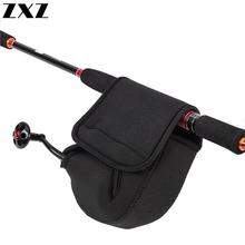 Baitcasting Spinning Fishing Reels Bag S M L Cover Protective Case Casting Reel