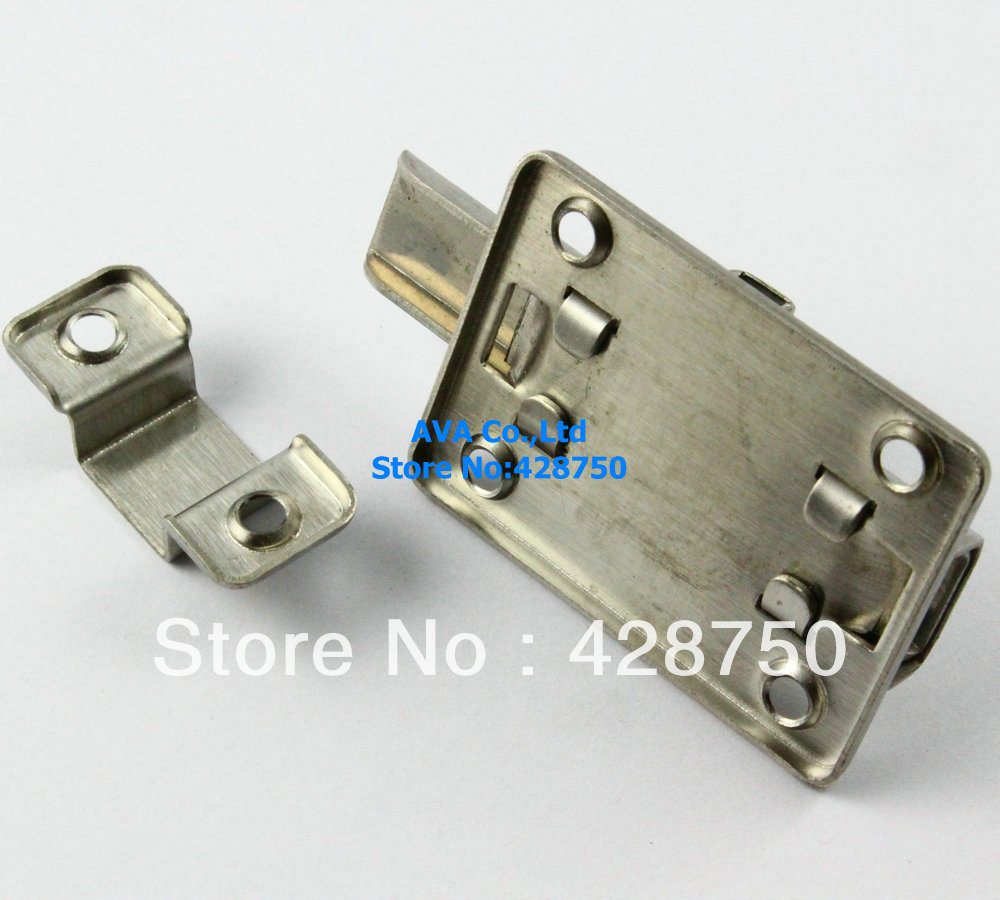 Stainless steel door bolt sliding lock latch barrel bolt 5036mm stainless steel door bolt sliding lock latch barrel bolt 5036mm in door bolts from home improvement on aliexpress alibaba group vtopaller Image collections