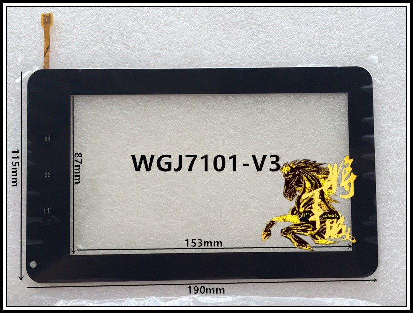 For 7 inch WGJ7101-V3 7 inch Q-V