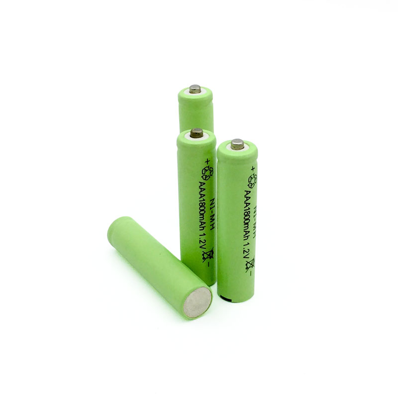 10pcs Ni-MH 1.2V AAA Rechargeable 1800mAh 3A Neutral Battery Rechargeable battery ,Free shipping