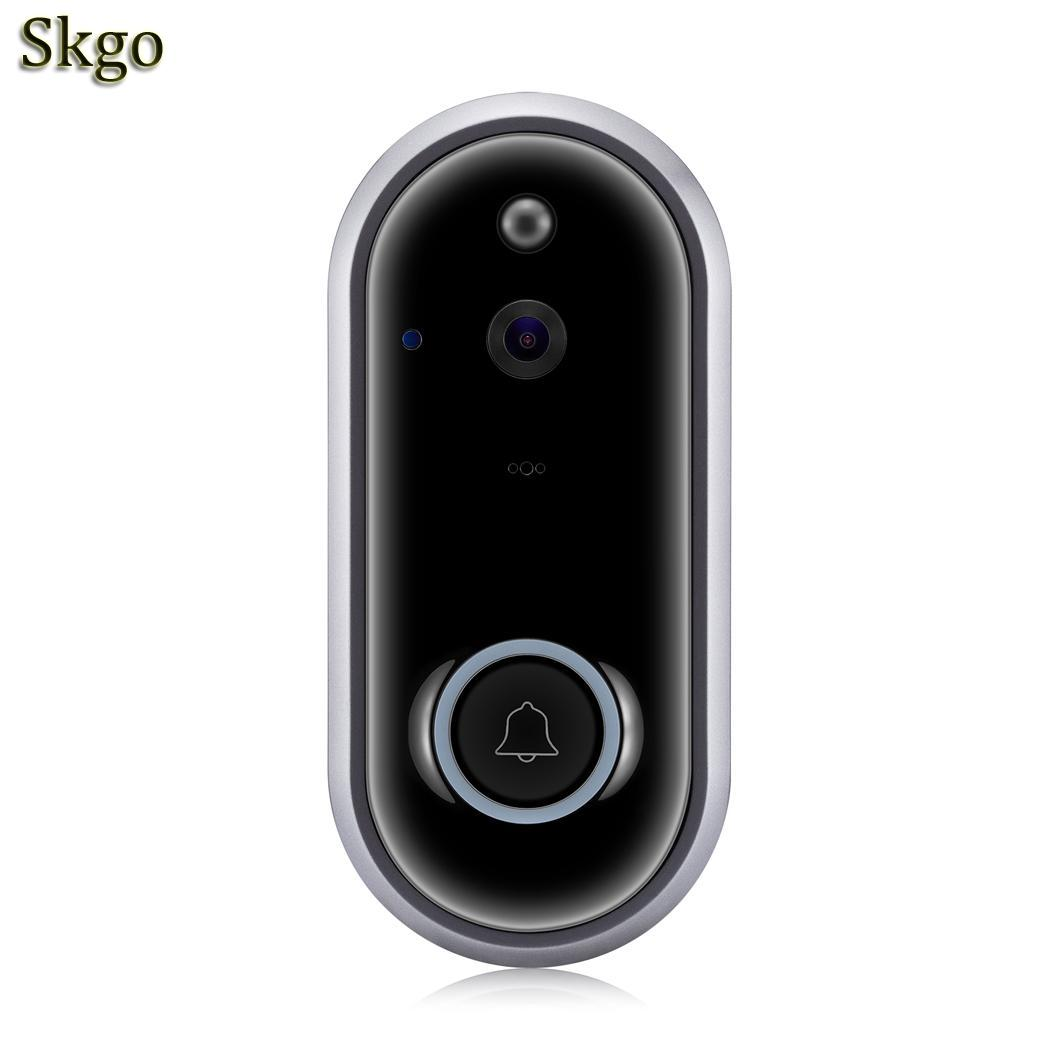 Home Monitoring Wifi Connection Wireless Remote CE, FCC, ROHS Home, Office, Villa, etc Video Doorbell M6Home Monitoring Wifi Connection Wireless Remote CE, FCC, ROHS Home, Office, Villa, etc Video Doorbell M6