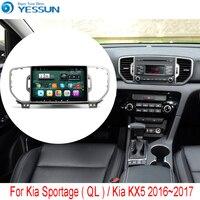 For Kia Sportage ( QL ) / Kia KX5 2015~2016 Car Android Media Player System Radio Stereo GPS Navigation Multimedia Audio Video