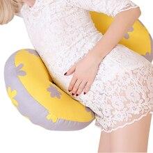 Подушка для беременных женщин, многофункциональная u-образная Подушка для сна, подушка для подтяжки живота