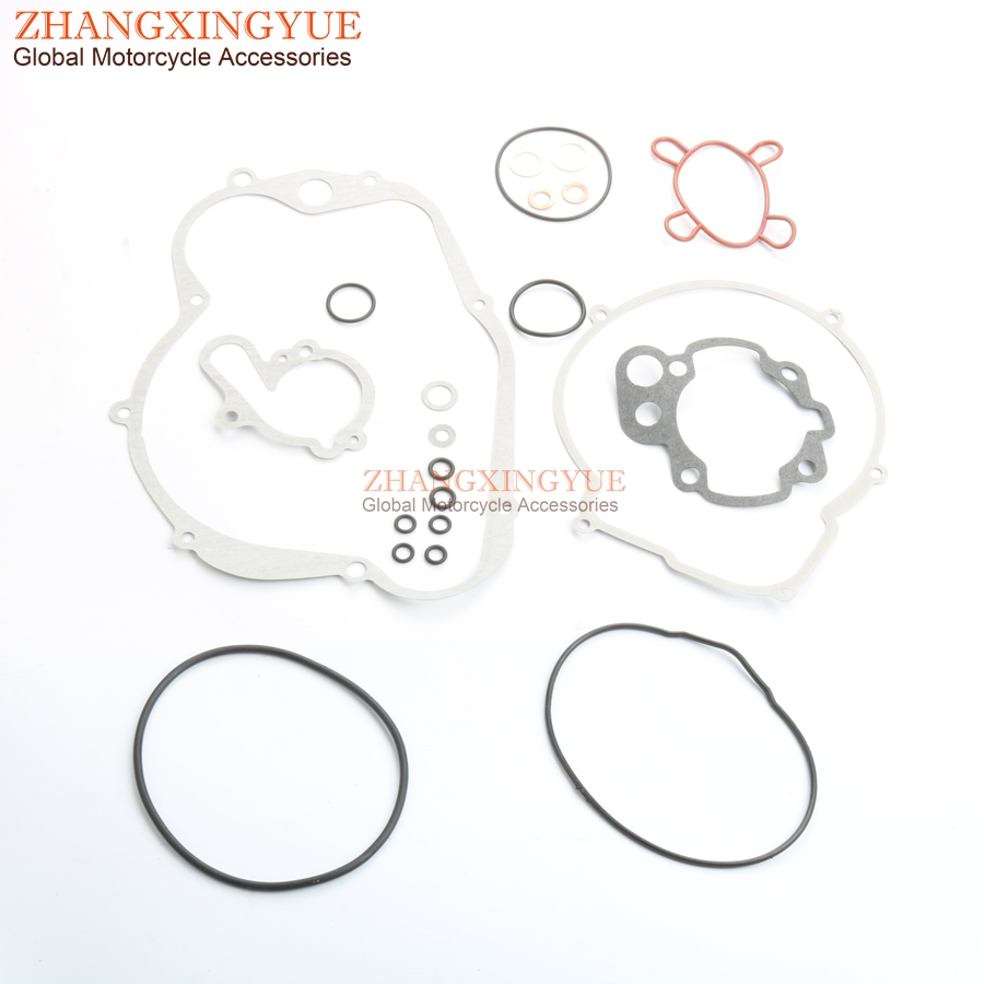 Motorcycle Engine Complete Gasket Set for RIEJU AM6 MRT