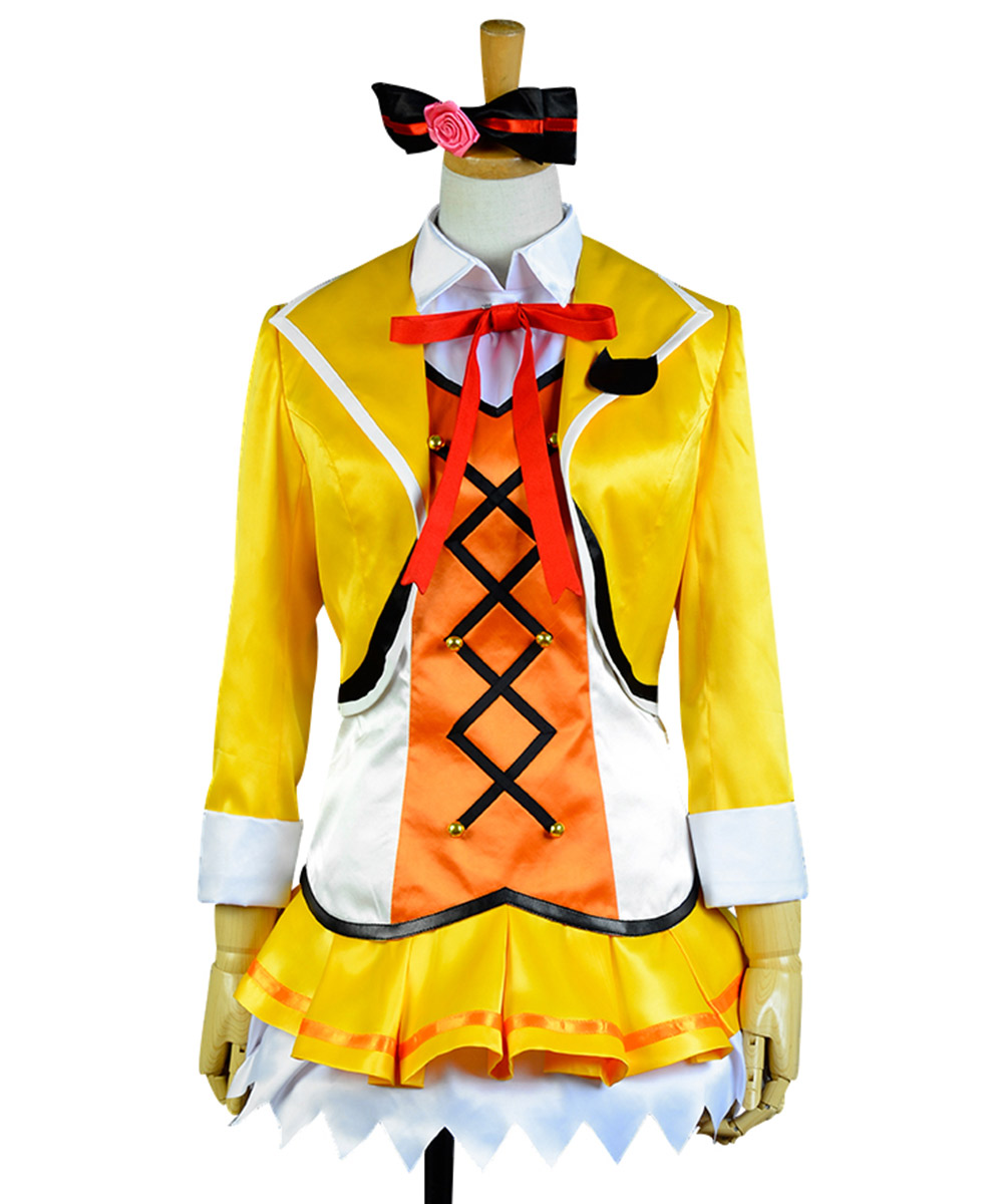 the school idol movie sunny day song rin hoshizora cosplay costume halloween carnival from reliable rin hoshizora cosplay suppliers on m coser - Halloween The Movie Song
