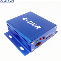 OwlCat Mini CCTV Mobile C DVR Video Digital Video Recorder For IP Camera Support TF SD