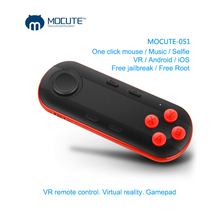 MOCUTE Wireless Bluetooth Android IOS Phone Game Gamepad Controller VR Game Controller Joystick For Iphone 8 iPad VR PC TV BOX