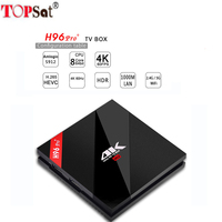 Android TV Box H96 Pro Plus Amlogic S912 8 Core Android 7 1 TV Box 2G