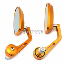 7/8″ 22mm Universal Motorcycle Rear View Side Mirror Handle Bar End for honda CBR 600 F2,F3,F4,F4i CB919  CBR954RR CBR600RR