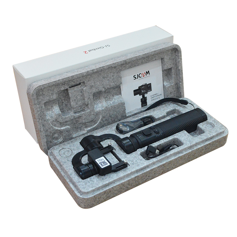 SJCAM SJ-Gimbal 2 Smooth 3-Axis Handheld Gimbal Stabilizer Bluetooth Control for SJCAM SJ8Pro/plus/air sj7 sj6 legend Action Cam 16
