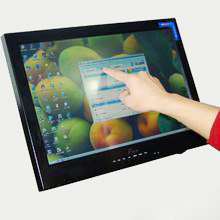 "58"" IR Touch Screen; 58 Inch Infrared Touch Screen Panel; 2 points Multi Touch Screen frame"