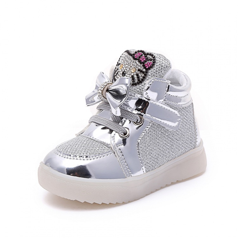 2016-New-Children-Casual-Shoes-Cotton-padded-Canvas-Shoes-Male-Female-Slip-resistant-Boys-Girls-glowing-sneakers-Free-Shipping-5
