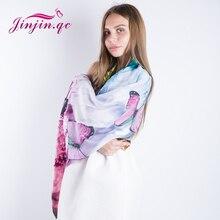 فام الأزياء sjaal الأزهار