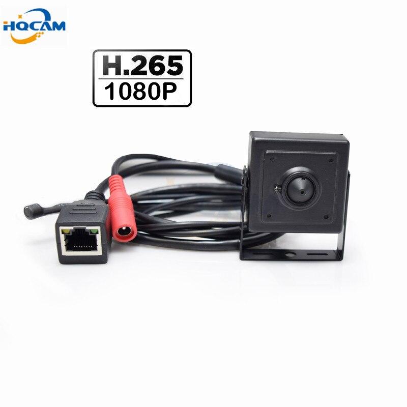 HQCAM H265 1080P IP Audio video camera 2.0 megapixel IP camera Mini ip camera H265 mini camera P2P network home securityHQCAM H265 1080P IP Audio video camera 2.0 megapixel IP camera Mini ip camera H265 mini camera P2P network home security