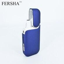 FERSHA Electronic Cigarette Case for IQOS Electronic Cigarette 2.4Plus Fashion Protective Jacket