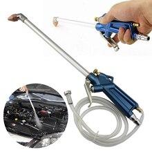 Limpiador por pulverización para lavado a presión de aire, herramienta de limpieza para almacén de motores y coches, piezas de maquinaria, cuidado del motor de aleación