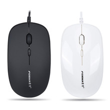 FORKA K9 4 Button1600 DPI USB Wired Silent Optical Gaming Mice Mouses For PC Laptop M092
