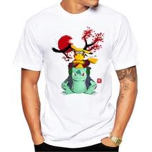 Pokemon Style Men's T-Shirt