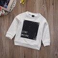 Autumn Kids Baby Boy Long Sleeve Jumper Sweatshirt Toddler t-Shirt Tops Clothes