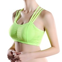 Criss Cross Sport Bras