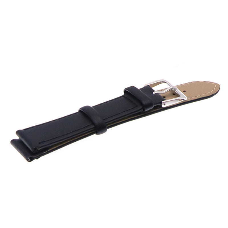 Watchband <font><b>12mm</b></font> 14mm 16mm 18mm 20mm 22mm Genuine Leather Watch Band Watch accessories Shine Noble Patent leather Watch Strap image