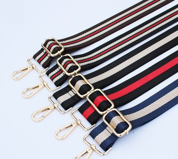 Rainbow Colored Adjustable Strap Accessories Accessories Apparels Bags