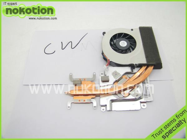 FIT FOR SONY VAIO VPCCW LAPTOP HEAT SINK VPCCW26EC VPCCW28EC VPCCW200C CPU COOLING FAN COOLER RADIATOR