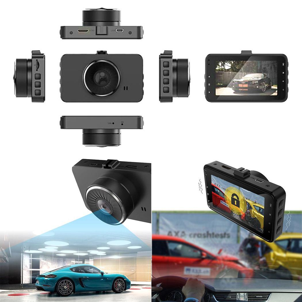 Car DVR Camera Driving-Recorder Night-Vision Dashcam 170 1080P 3inch