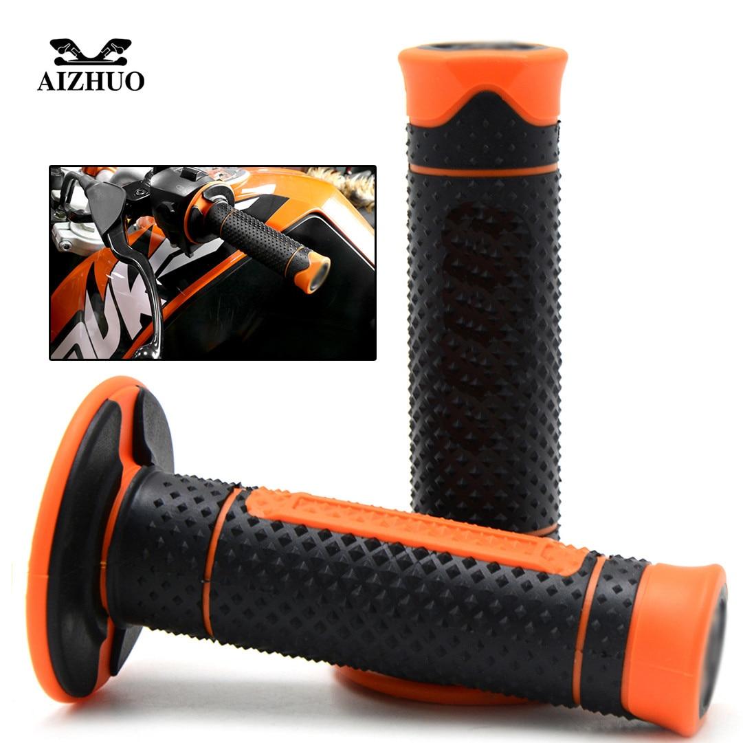 AIZHUO Rankena ktm Dirvožemis Bike Motokroso motociklų rankena Rankena oranžinė spalva