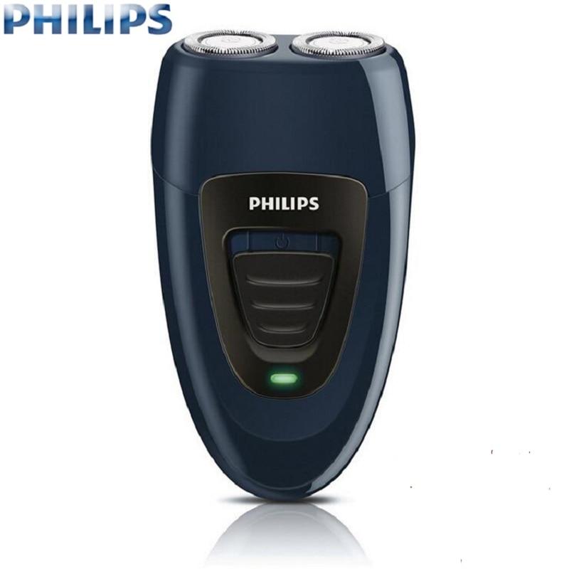 PHILIPS PQ192 Rechargeable Electric Shaver For Men Twin Blades Philips Shaver 110-240V Razors Shaving Machine Beard Trimmer philips multigroom mg1100 ultra precise beard styler dualcut trimmer shaver