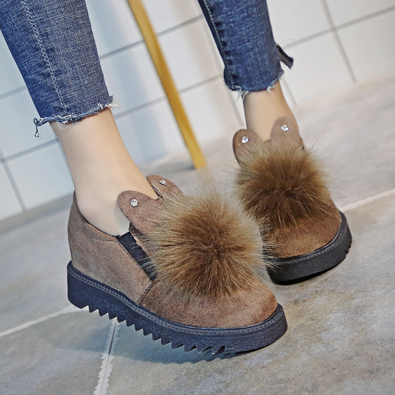 khaki Cuñas Invierno black Zapatillas khaki c Ocasionales Deporte Las Calzado Planos a c De Mujer black Zapatos Tobillo b a Rebaño Mujeres Nieve b Black Plataforma Botas Damas khaki qwv1wPEx4